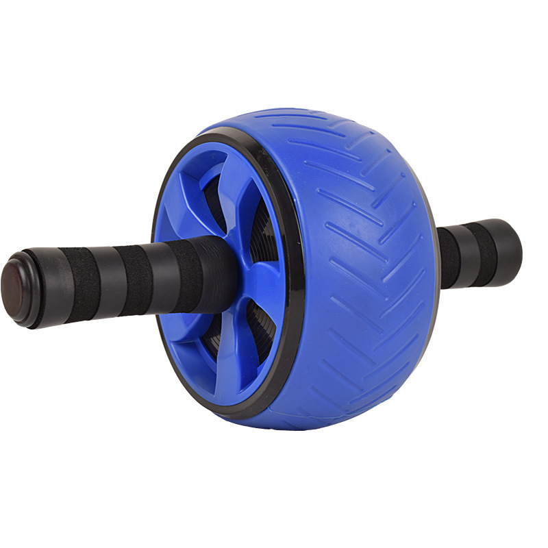 Wnnideo New Sport Core Double AB Power ab roller ab wheel fitness Abdominal exercises Equipment coaster new arrival high quality exercise equipment professional 4 wheels abdominal ab roller indoor fitness crossfit equipment