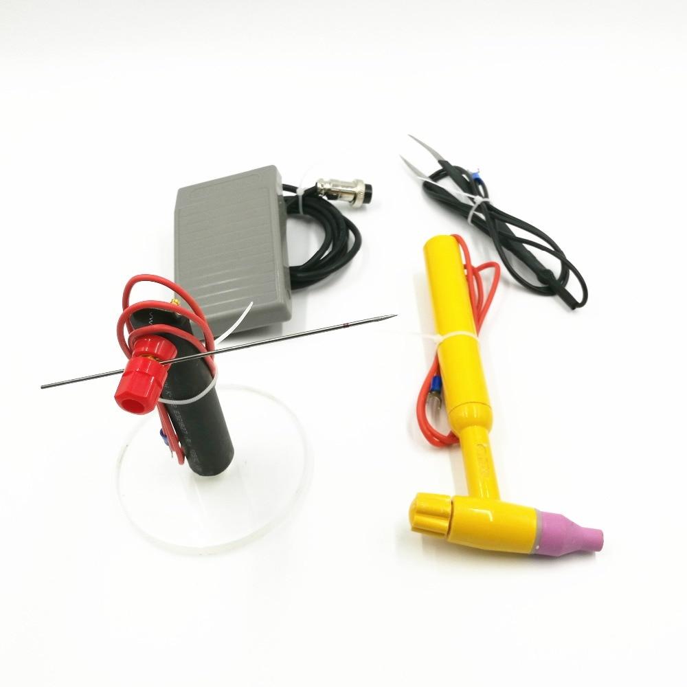 ZIYANGOL DX-30A Golden Saldatura a impulsi Saldatura a punti Pulse - Attrezzatura per saldare - Fotografia 4