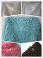 Faux Fur Blanket Basket Stuffer  Photography Props .Newborn Photography Props    75*50cm