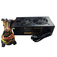 1800w 110v Switching Psu Power Supply For Asic Antminer Ethereum S9 S7 L3 Rig Mining Computer
