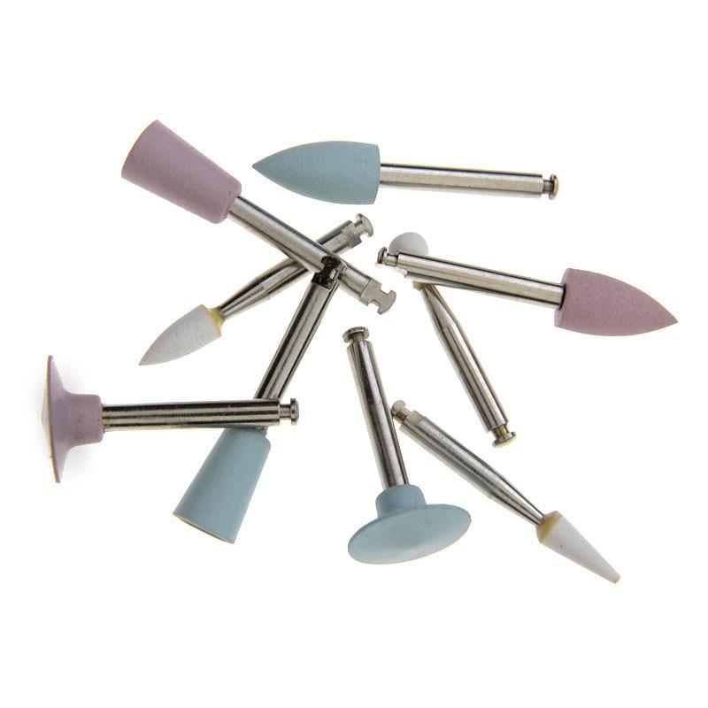 Polimento composto dental para handpiece de baixa