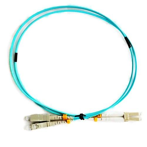 1 Stück 10 Meter Sc Upc Zu Lc Upc 10 Gbps Mm Multi Modus Om3 Optische Faser Patchkabel Duplex 2,0mm Online Rabatt