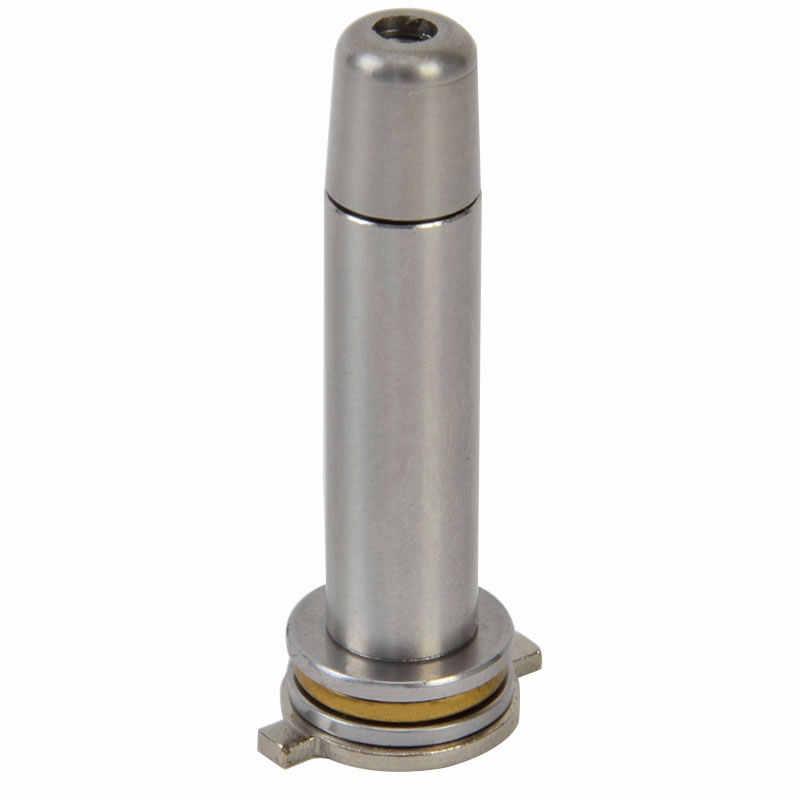 32:1 equipo de alta velocidad 15 dientes medios pistón cilindro cabeza resorte guía boquilla conjunto para M4/AK Ver.2 para/3 Airsoft AEG