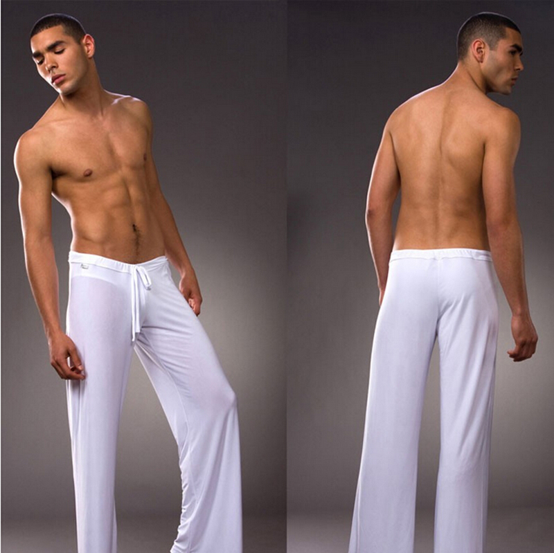 Mens White Lounge Pants Promotion-Shop for Promotional Mens White ...