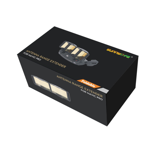 Antenna Amplifier Range Extender Enhancer Remote Controller Signal Booster For DJI MAVIC PRO & MAVIC AIR Drone/Spark Accessories 5