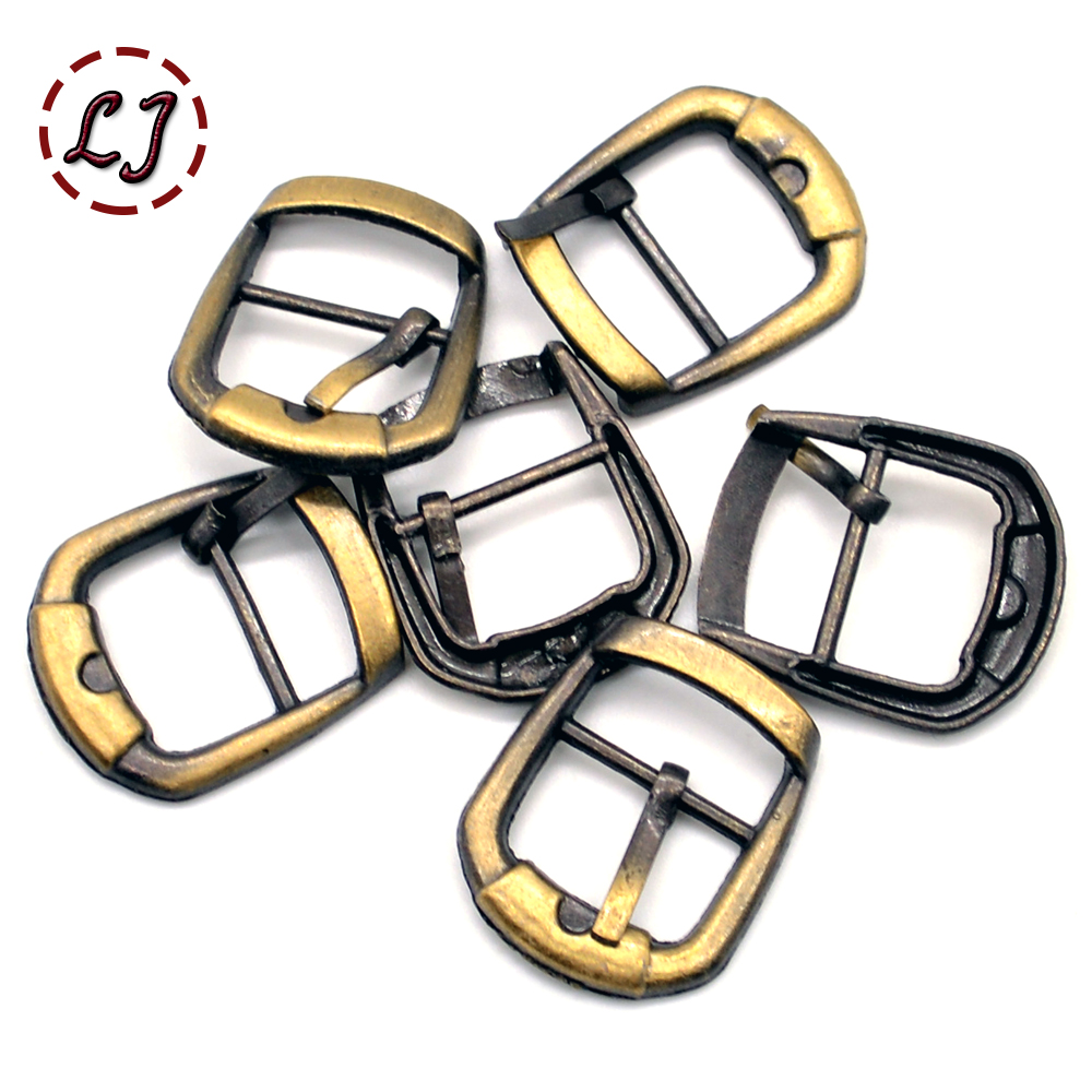 Small buckles for crafts - Small Belt Buckles For Crafts High Quality 20pcs Lot 13mm Width Brushed Bronze Square Alloy