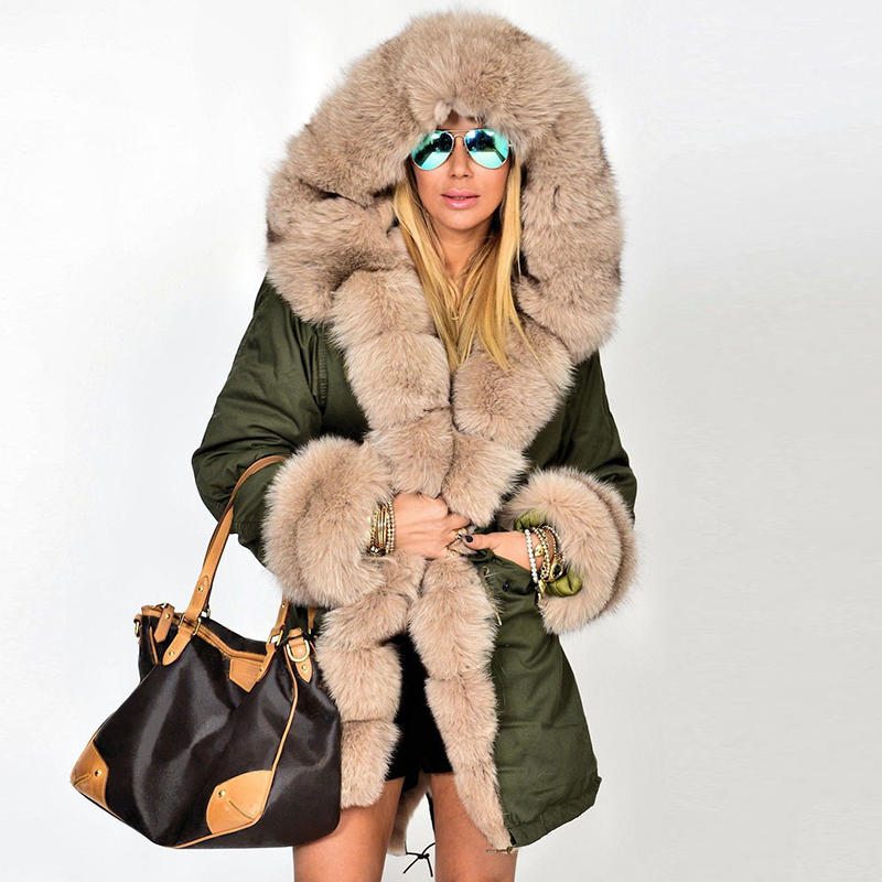 Popular Real Fur Coats-Buy Cheap Real Fur Coats lots from China ...