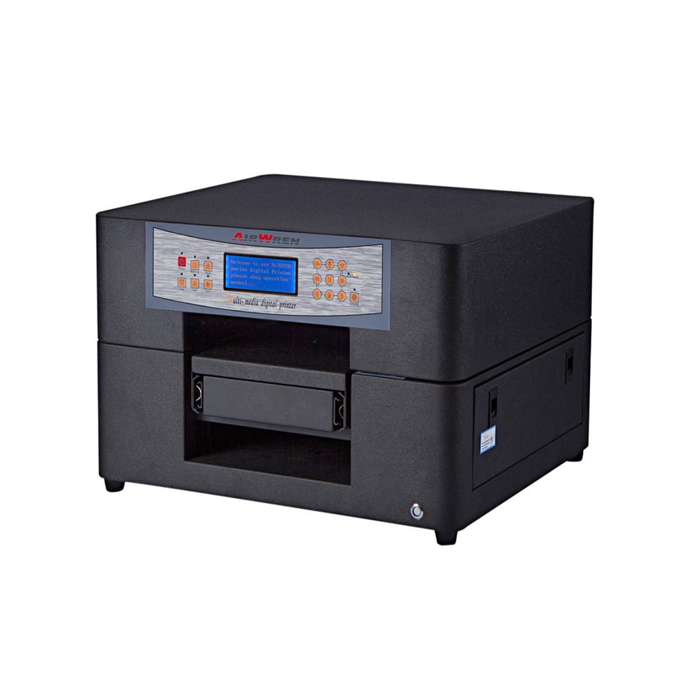 Mini Format 630x600x430mm(WxLxH) UV Printer For Mobile Advertising Board