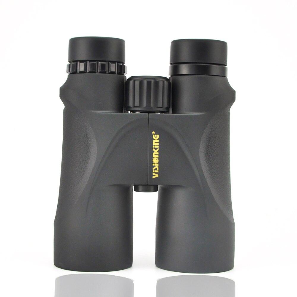 Visionking 12x50 Waterproof Binoculars For Hunting Tactical Optics Telescope Full Multicoated Monocular Birdwatching Binoculars Бинокль