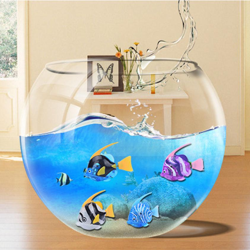 Swimming Robot Fish Activated in Water Magical Electronic Toy Children interesting toy f ...