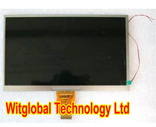 New LCD Display Matrix For 10 1 RoverPad TESLA 10 1 3G Tablet LCD screen