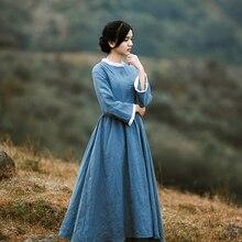 с femme синее элегантное