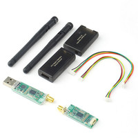 High Quality 3DR Radio Telemetry Kit 433Mhz Module Open Source For APM 2 5 2 6