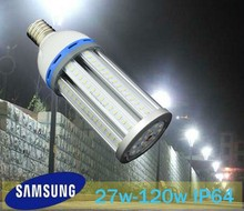 High power LED Corn light 27W 36W 45W 54W E26 E39 E27 E40 high bay Light garden AC85-277v