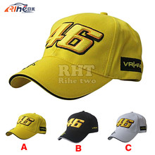 3 colors optional MOTO GP racing cap outdoor sports motorbike hat 46 Rossi Valentino casual baseball cap snapback F1 caps
