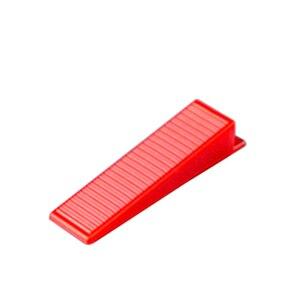 Image 2 - 100 sztuk 1/1. 5/2/3mm wyrównywania kliny płytki poziomowania Spacers klipy podłogowe narzędzie do układania płytek dla Raimondi System płytki podłogowe zestawy narzędzi