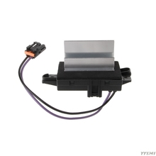 Car Kit HVAC Blower Resistor Replacement For GMC Chevrolet Buick 4P1516 MT1805 RU-631 Air-conditioning Equipment 2018- G6KC цена