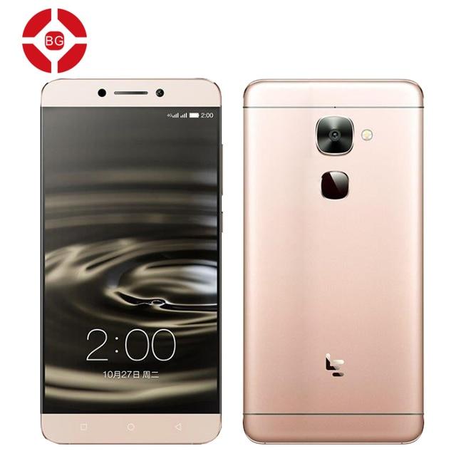 "BG Original Letv Le 2 X620 4G Lte MTK6797 Deca Core FDD LTE Le2 Cell Phone Android M5.5"" 3GB RAM 1920X1080 16.0MP Fingerprint"