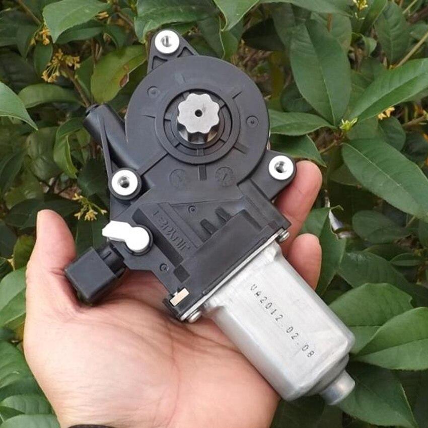 Motor elevador de ventana de coche izquierda/derecha cc 12V Motor de engranaje Motor grande de torsión ventana abierta controlador de Motor 60RPM eje diámetro exterior 18,5mm