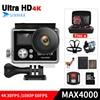 Ultra HD 4K Wifi OEM EKEN H9R Action Camera 4k 30fps Dual Screen 2 0 LCD