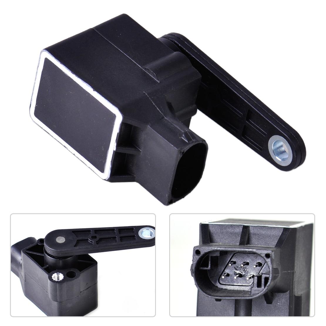 Beler Black Headlight Level Sensor Range Control 4B0907503 4B0907503A Fit For Audi A3 A4 A6 A8 TT VW Bora Passat Golf IV