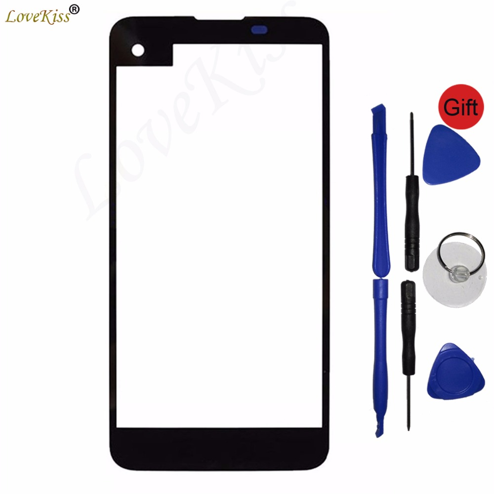 Front Panel Touchscreen For LG X Screen Xscreen K500 K500N K500F X View K500DS Touch Screen Sensor LCD Display Digitizer Glass
