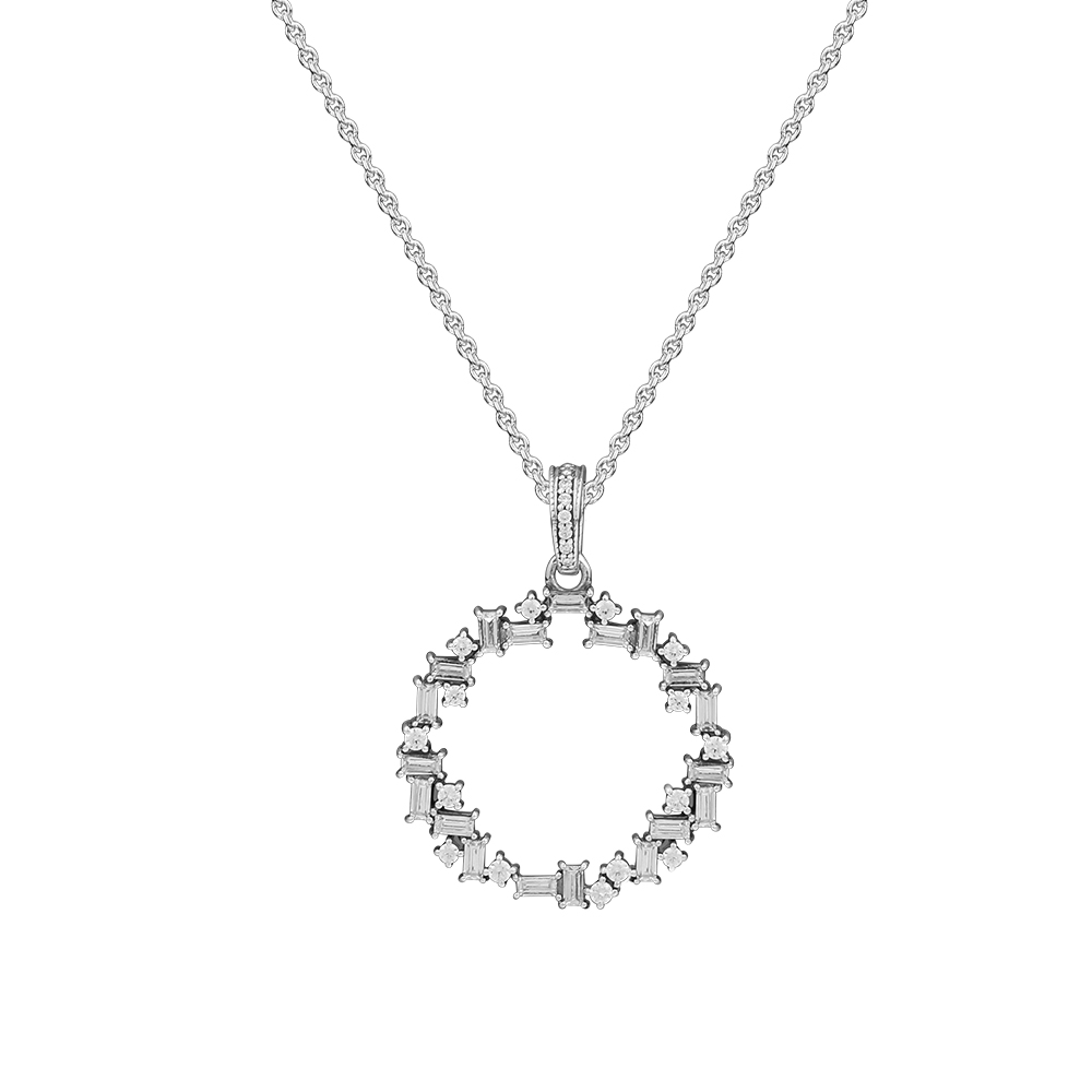 CKK Necklaces & Pendants Shards of Sparking Necklace Pendant Sterling-Silver-Jewelry Silver 925 Original PingenteCKK Necklaces & Pendants Shards of Sparking Necklace Pendant Sterling-Silver-Jewelry Silver 925 Original Pingente