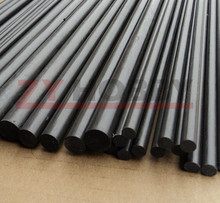 10pc 8 mm Diameter x 500mm Carbon Fiber Rods For RC Airplane High Quality Pole