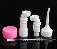 Gốm móng tay gốm carb cap vs titanium nail quartz nail dầu giàn glass bàn đèn