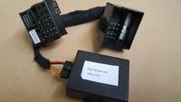 Plug & Play for BMW CIC navigation Retrofit/adapter/emulator E9X E6X E90 E60 E81 E82 E87 E88 CAN FILTER