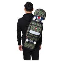 Camouflage Professional Skateboard Bag Men Women Sport Bag For Roller Skating Scooters Multifunction Outdoor Shoulder Bag