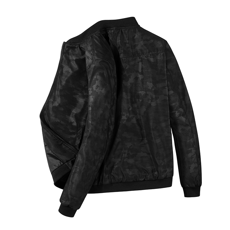 KXP Womens Casual Lightweight Thin Flight Bomber Short Jacket Coat White Large