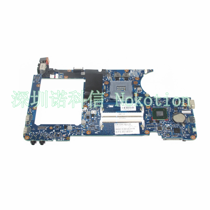 NOKOTION 646039-001 Laptop motherboard For hp 4230S 6050A2465201-MB-A02 HM65 DDR3 Mainboard nokotion fiji mb 12238 1 48 4yz34 011 721523 001 laptop motherboard for hp probook 440 450 hd4000 ddr3 mainboard