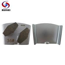 Алмазный шлифовальный диск 12 шт/компл htc с двумя круглыми
