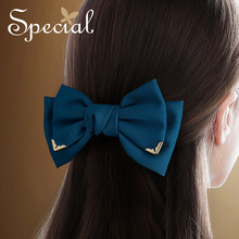The SPECIAL New Fashion  euramerican vintage butterfly handmade hairpin clip top spring oak moss girl,S1894H
