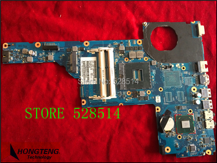 Wholesale 657459-001 For HP Pavilion G6 G6-1000 Laptop Motherboard 6050A2454801-MB-A01 100% Tested  new 649288 001 intergrated motherboard system board for hp hp pavilion g6 g6z g6 1000