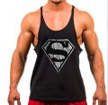 2015 New Tank Top Men Golds gyms Fitness Singlets Bodybuilding Stringer Clothing Muscle Shirt Undershirt  Vest Plus Size M-2XL