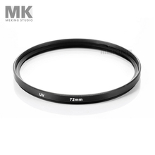 Meking 72mm Multi Coated MCUV lens Filter Protector photographic for Canon Nikon DSLR camera