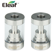 100% Original Eleaf iJust 2 BDC Zerstäuber Ersatzröhre 5 ml Tank Kapazität Austauschbare Pyrex Glasrohr für iJust 2 zerstäuber