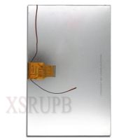 LCD Display Matrix 10.1 inch Oysters T12V 3G/Digma Optima 10.1 3G TT1040MG Explay Prime 1024*600 TFT LCD Screen