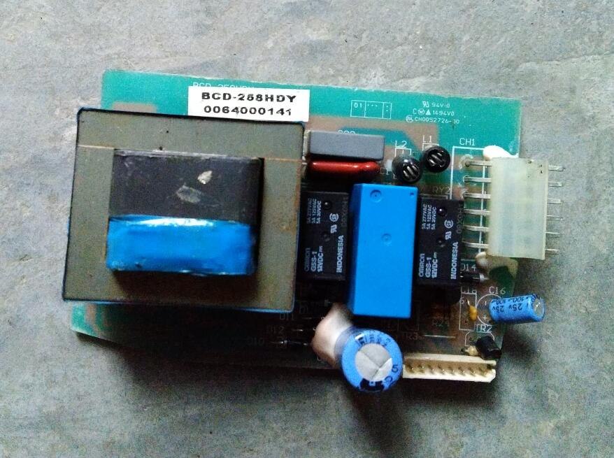 BCD-258HDY 0064000141 Good Working Tested