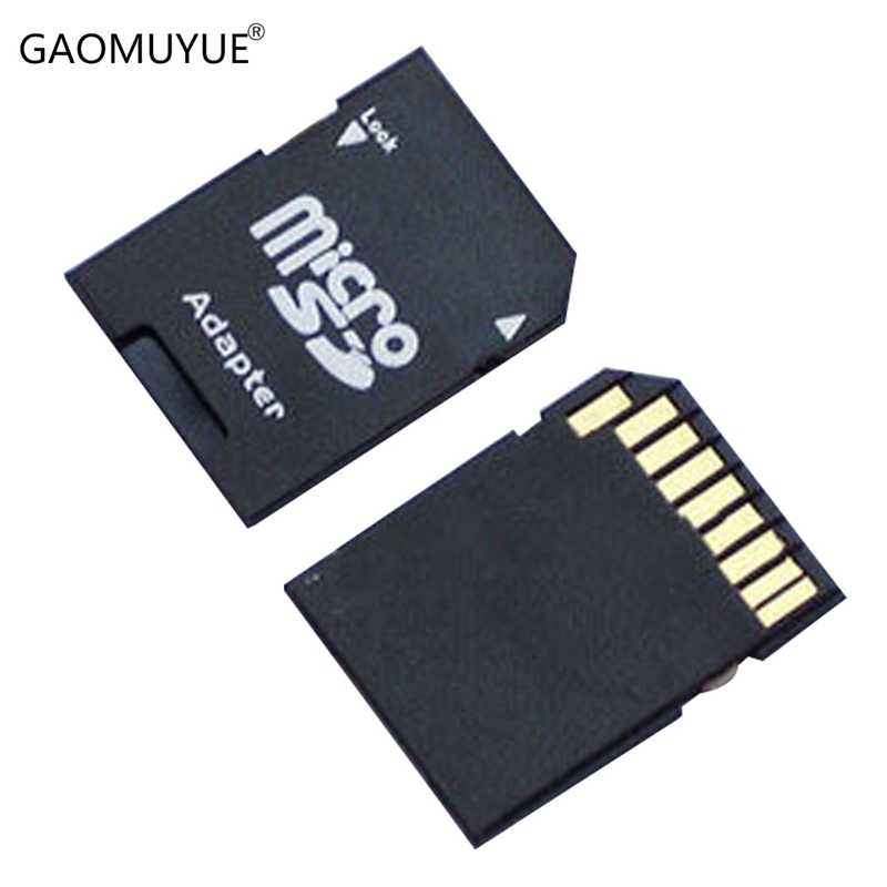 GAOMUYU USB صغير 2.0 قارئ بطاقات ل Microsd في قارئ بطاقات s ل tf بطاقات و sd بطاقة محول S3