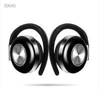 ISKAS Wireless Earphones Handsfree Head Phones Bass TWS Technology Bluetooth 5.0 Electronic Phone Bluetooth Phone Wireless New