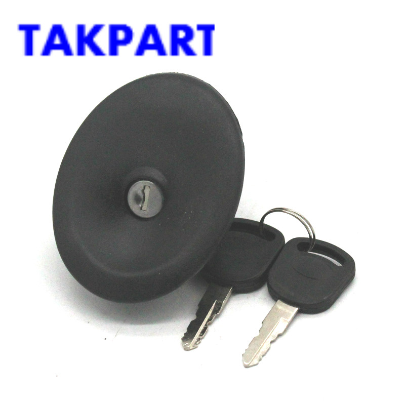 FOR FORD TRANSIT MK4 MK5 1991-2000 LOCKING FUEL TANK CAP WITH 2 KEYS 3966745