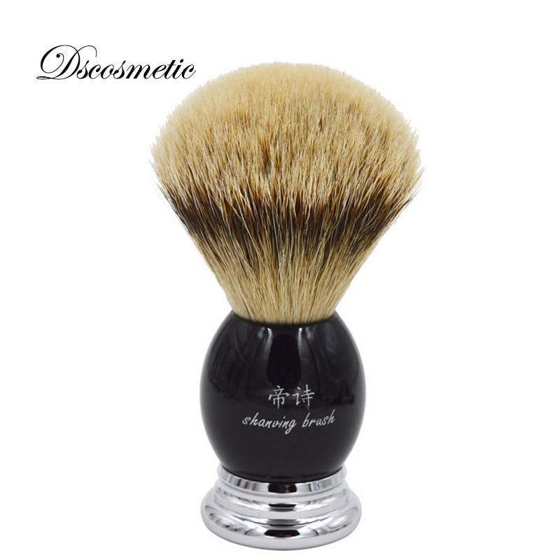 silvertip badger vuosikerta käsityönä valmistettu mukautettu parranajovoide ammattitaitoinen parranajonharja parranajo parturi työkalu