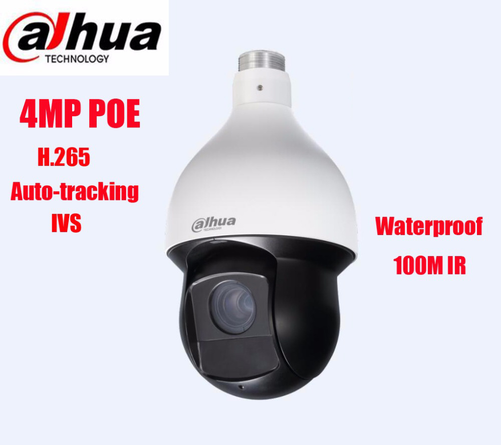 Camera De Surveillance Exterieur Dahua Us 630 Original Dahua Dh Sd59430u Hni 4mp Ptz 30x Network Ir Ptz Speed Dome Ip Camera Sd59430u Hni Replace Sd59430u Hn Pan Tilt Zoom In