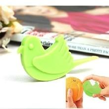 Пластиковые Зеленые овощерезки для птиц, инструменты для апельсиновой кожуры, подходящие для толстых и овощных фруктов и овощей, кухонные инструменты для приготовления пищи