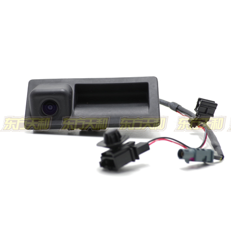 ФОТО For VW HighLine AV Rear View Camera View Reversing Camera for Golf 6 WagonTiguan Sharan Passat B7 Wagon 5ND 827 566 A/C