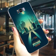 Blade Runner Hard Cover for Samsung Galaxy S6 Edge Protective Phone Case for Samsung Galaxy Note 9 M10 M20 M30 S6 Covers Back