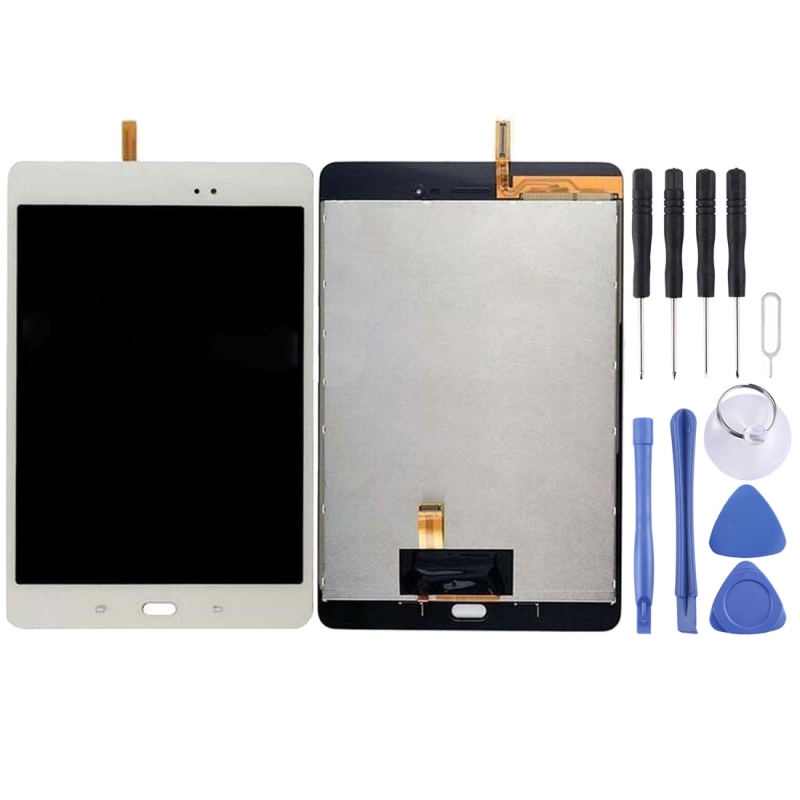 High Quality LCD Screen and Digitizer Full Assembly Lcd Replacement Glass For Galaxy Tab A 8.0 / T350 With ToolsHigh Quality LCD Screen and Digitizer Full Assembly Lcd Replacement Glass For Galaxy Tab A 8.0 / T350 With Tools